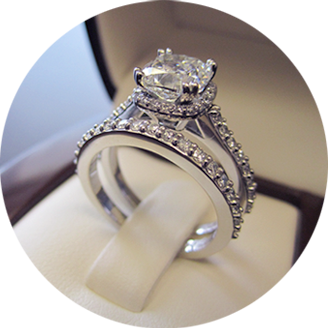 Diamonds Engagement Rings Custom Jewelry Luksus Diamonds