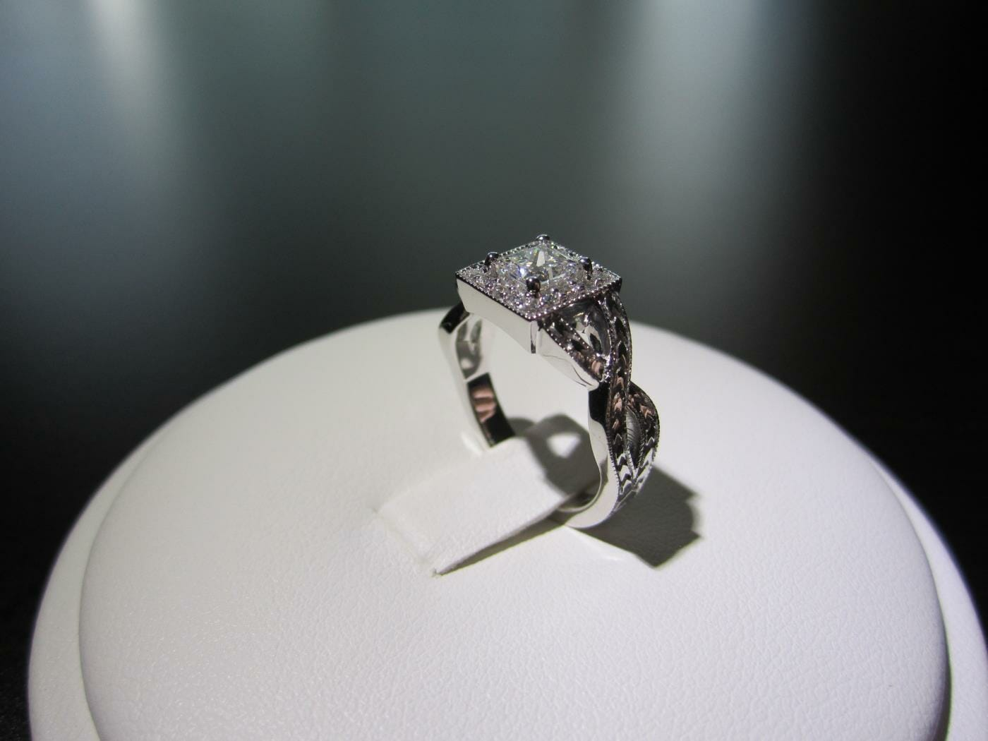 Picture of Pear Cut Diamond