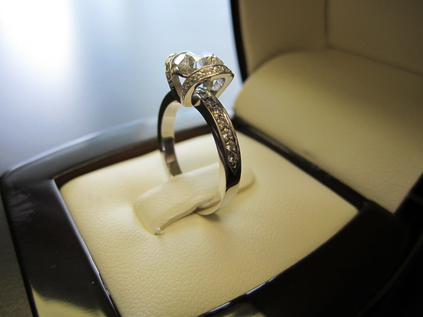 Picture of The Hidden Meaning Behind the Cut of Your Engagement Ring