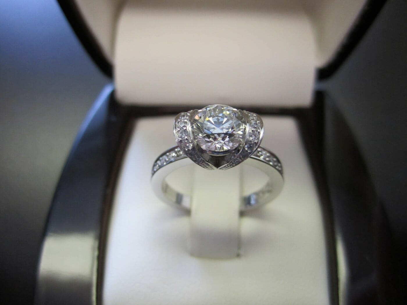Picture of Diamond Prices Rise in June